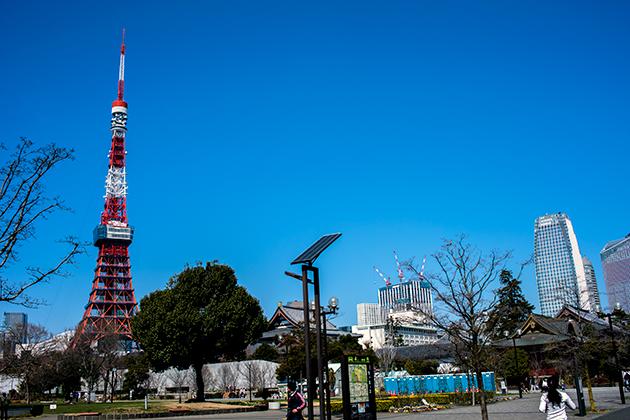 東京駅〜浜松町駅83