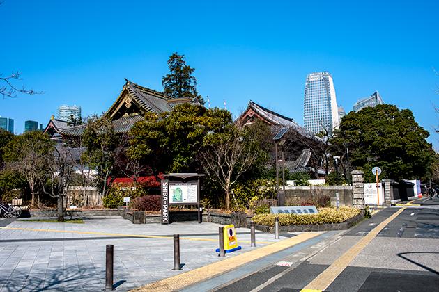 東京駅〜浜松町駅84