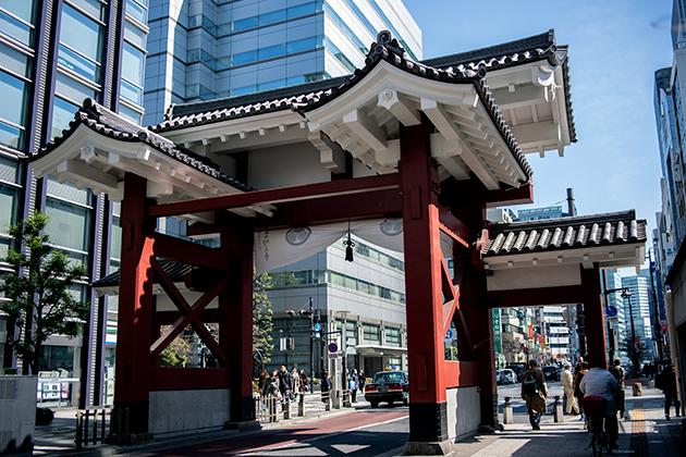 東京駅〜浜松町駅92