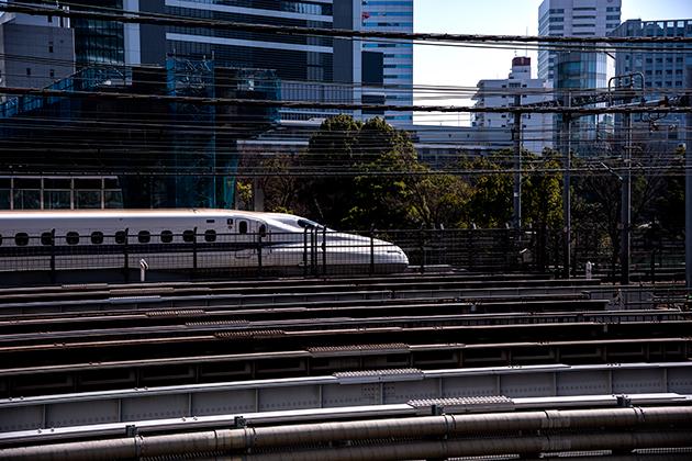 東京駅〜浜松町駅99