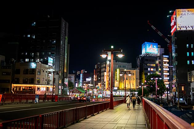 夜の浅草散歩09