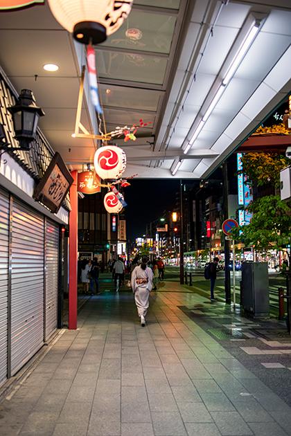 夜の浅草散歩14