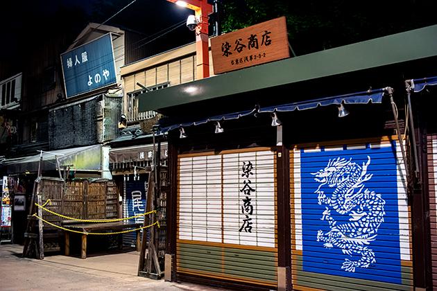 夜の浅草散歩28