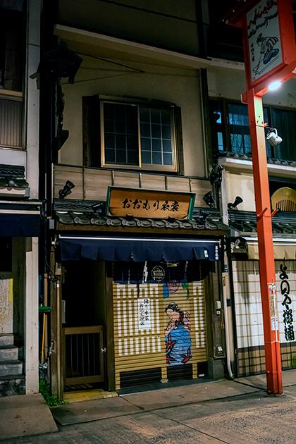 夜の浅草散歩35