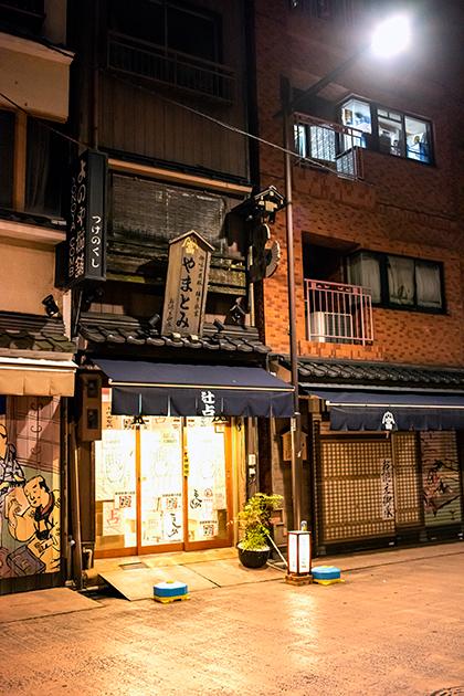 夜の浅草散歩36