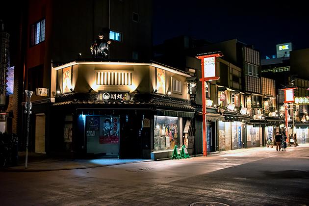 夜の浅草散歩44