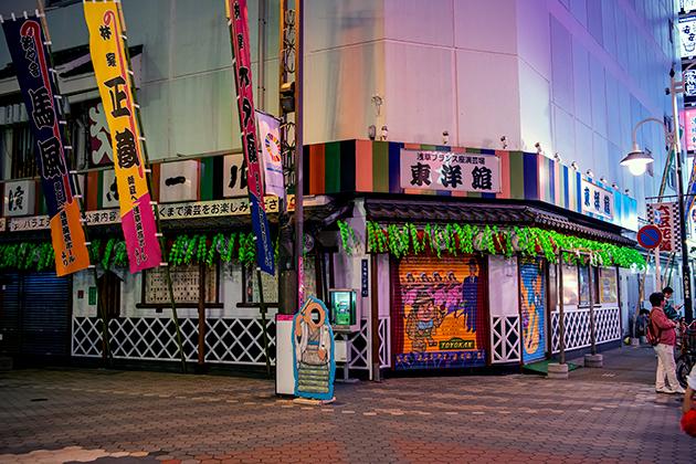 夜の浅草散歩57