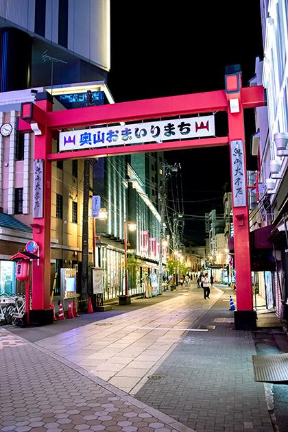 夜の浅草散歩59