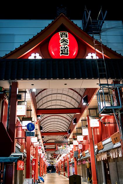 夜の浅草散歩65