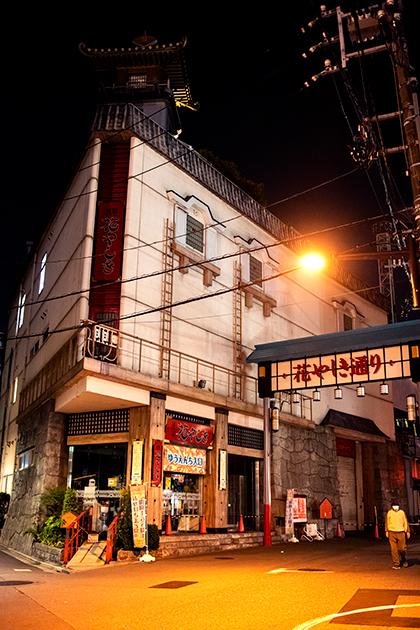 夜の浅草散歩68