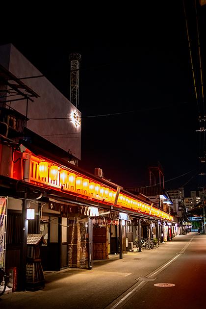 夜の浅草散歩72