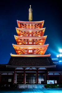 夜の浅草散歩96