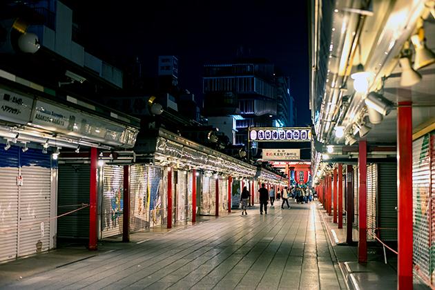 夜の浅草散歩107