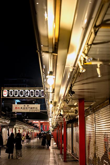 夜の浅草散歩108