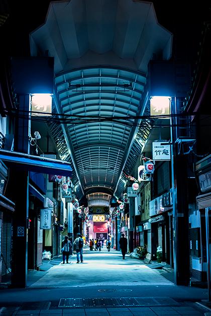 夜の浅草散歩111