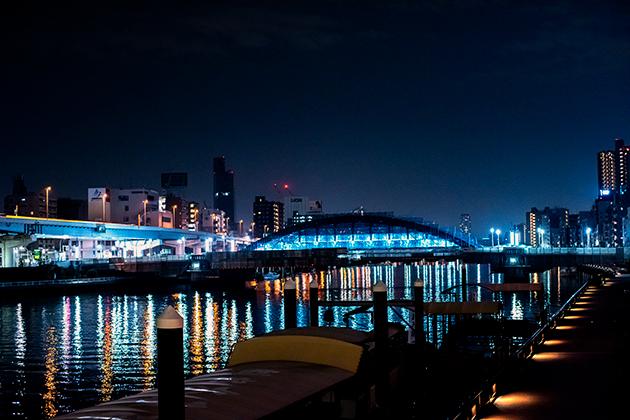 夜の浅草散歩125