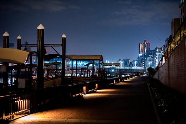 夜の浅草散歩126