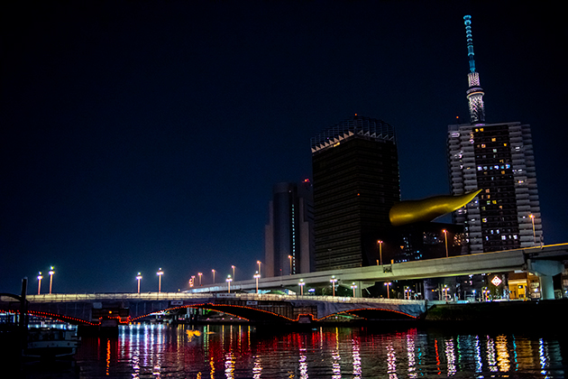 夜の浅草散歩132
