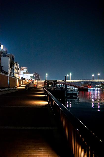 夜の浅草散歩133