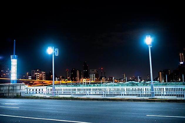夜の浅草散歩136