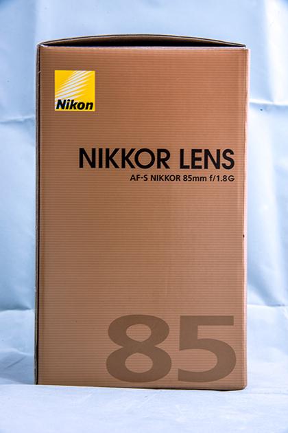 AF-S NIKKOR 85mm f/1.8G01