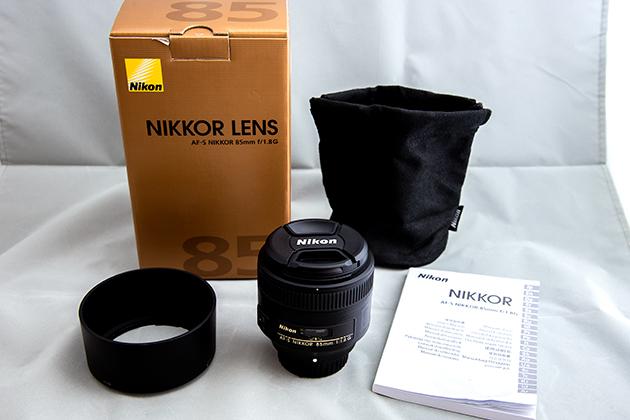 AF-S NIKKOR 85mm f/1.8G02