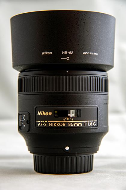AF-S NIKKOR 85mm f/1.8G03
