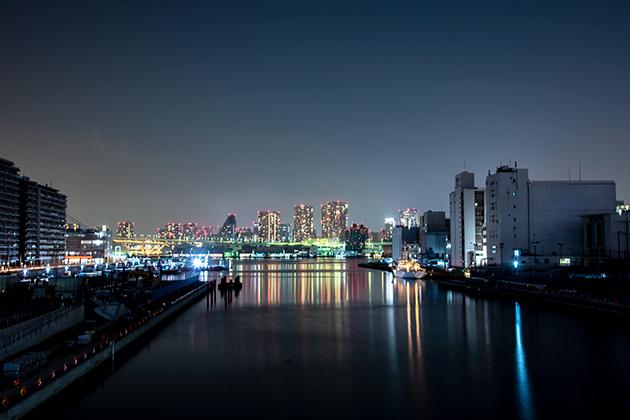 朝潮運河01