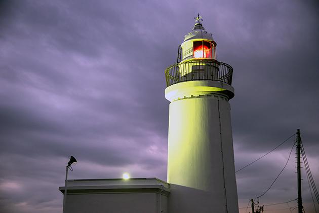洲埼灯台19