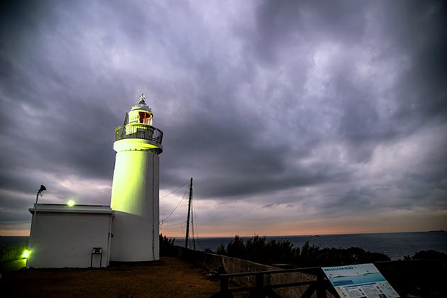 洲埼灯台22