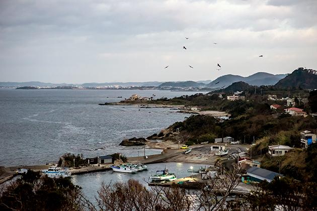 洲埼灯台25