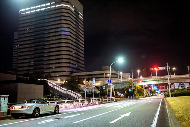 幕張夜景&NC10