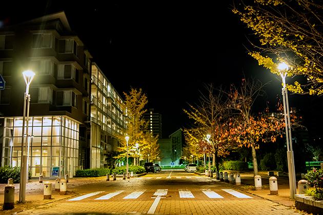 幕張夜景&NC36