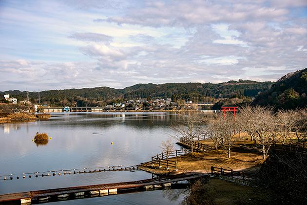 亀山湖24