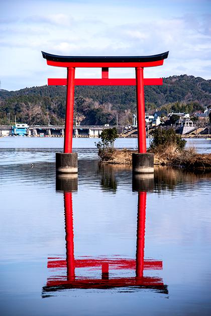 亀山湖28