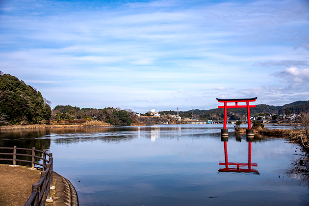 亀山湖29