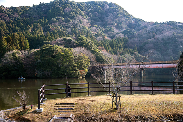 亀山湖30