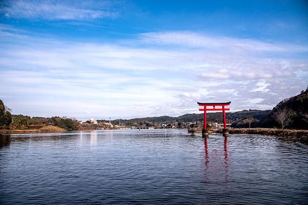 亀山湖33