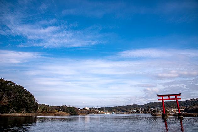 亀山湖34