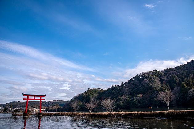 亀山湖35
