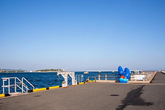 館山夕日桟橋08