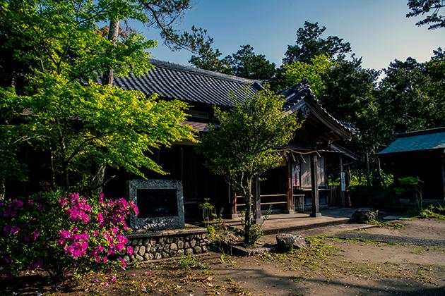 鶴谷八幡宮11