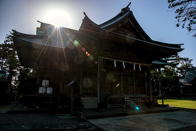 鶴谷八幡宮15