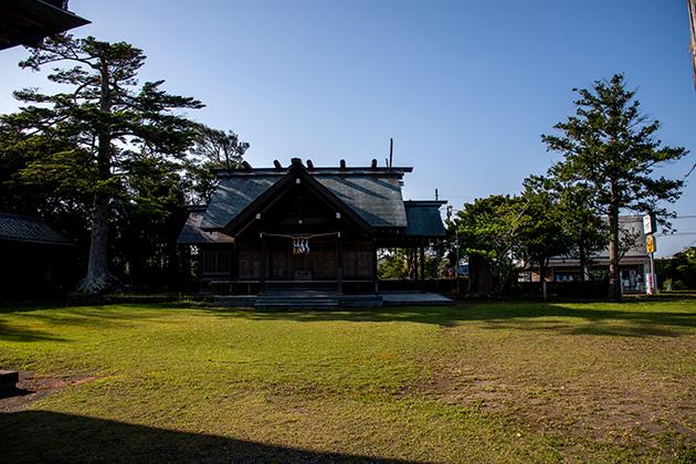 鶴谷八幡宮16
